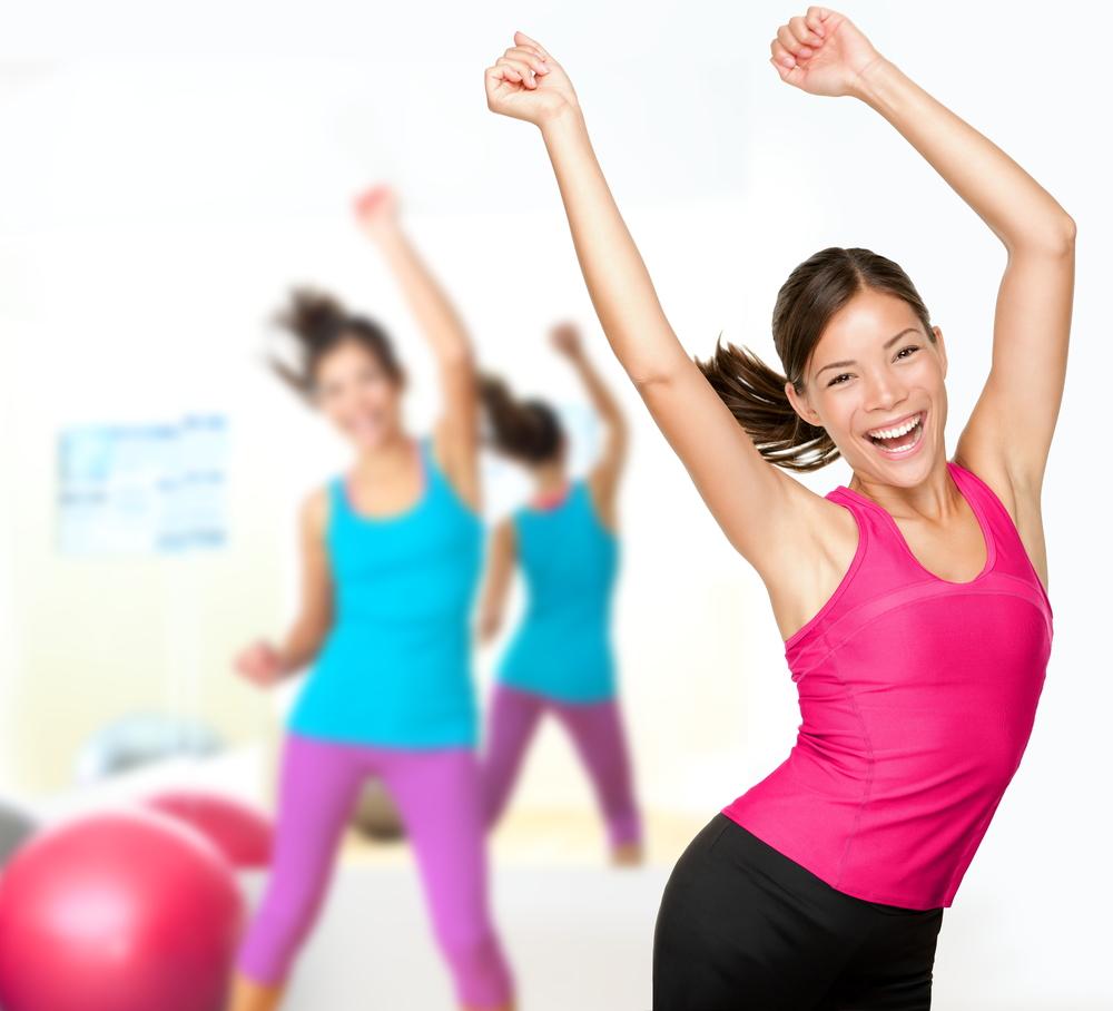 Nhảy aerobic và những lợi ích bất ngờ mang lại 2