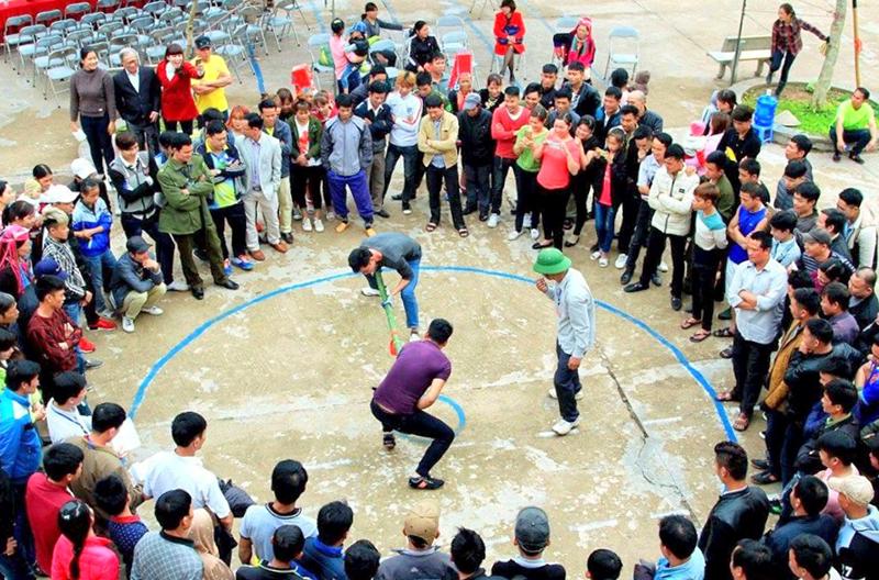 Thể thao dân tộc được phát triển sâu rộng