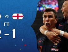 Thắng Anh, Croatia lần đầu vào chung kết World Cup