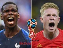 Chung kết World Cup 2018 Croatia vs Pháp: Lịch sử đối đầu nghiêng về Pháp