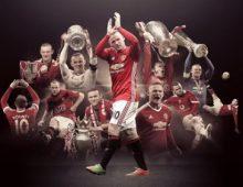 """Wayne Rooney- Những vinh quang của một kẻ """"ngang tàn"""""""