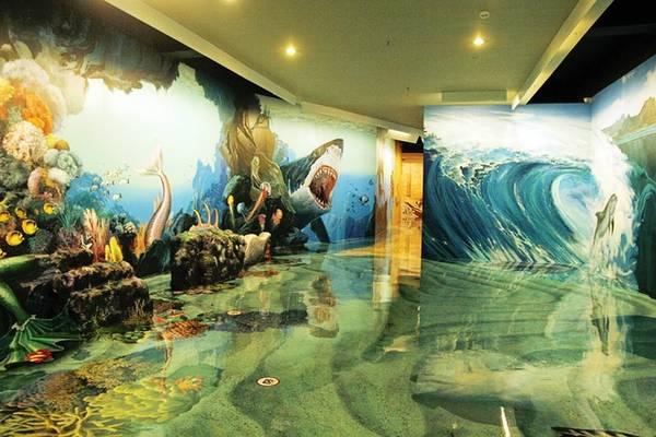 Phòng tranh nghệ thuật 3D Artinus - Địa điểm chơi ở Sài Gòn