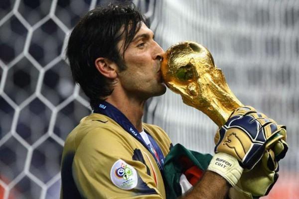Buffon được xem như là một trong những thủ môn hay nhất thế giới.
