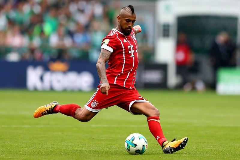 Arturo Vidal (Bayern Munich)