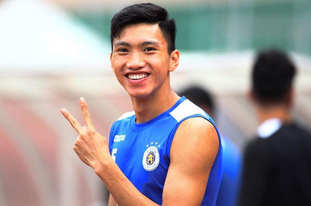 Cầu thủ bóng đá Đoàn Văn Hậu