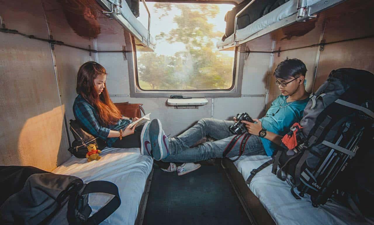 Nên chọn đi tàu hỏa hơn đi ô tô